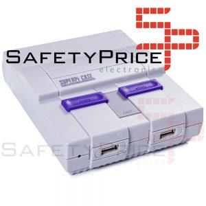 Caja Carcasa Case Box Super Nintendo Superpi Case Raspberry SP