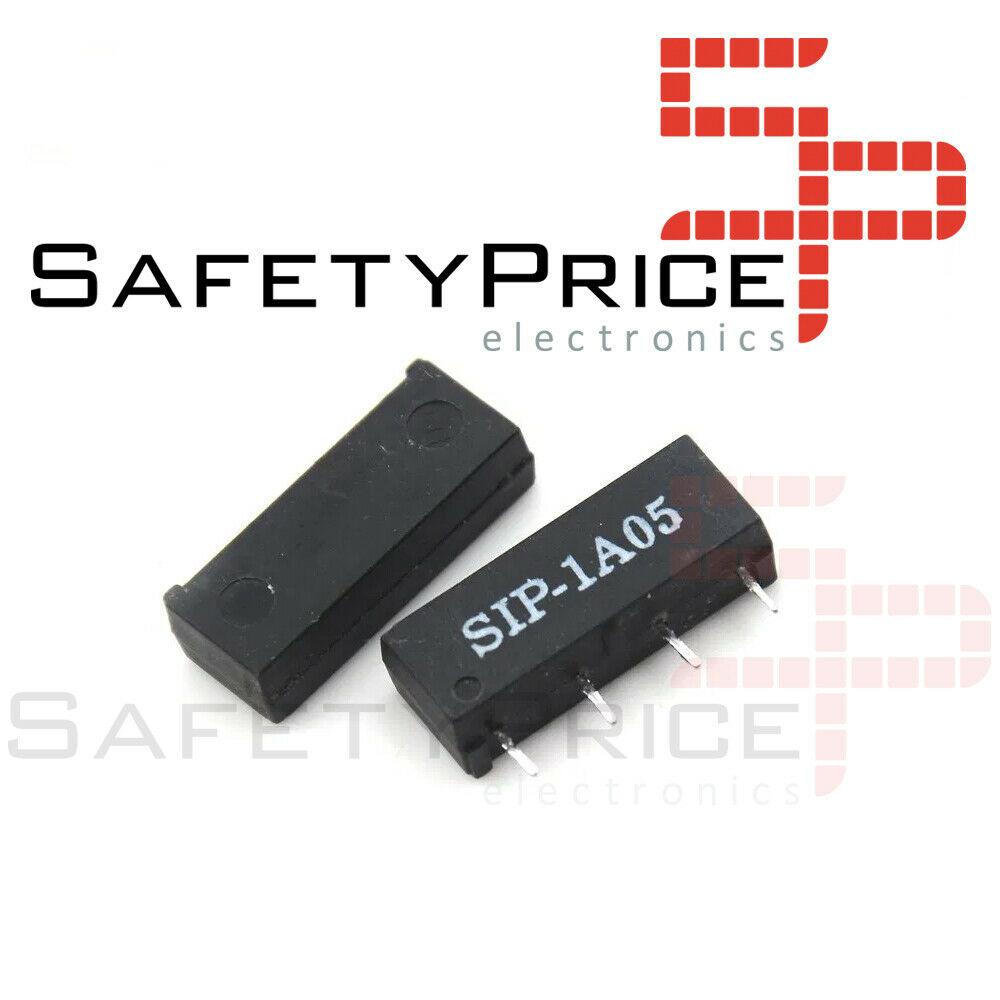 Mini rele estado solido 5v 1A SPST SIP-1A05 SP