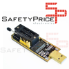 PROGRAMADOR EEPROM Flash BIOS USB 24 25 Series CH341A