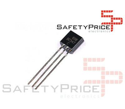 25x BC547B Transistor NPN 50V 100mA 0.1A