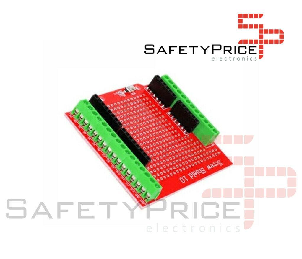 Proto Screw Shield V1 para Arduino Uno, Mega