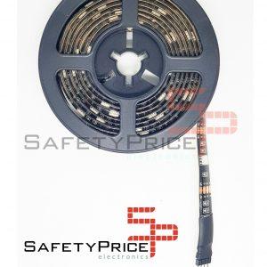 Tira de Led impermeable 5V USB Arduino Raspberry TV RGB SMD 5050 2 metros 200cm