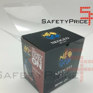 Funda protectora PET para Neo Geo Mini