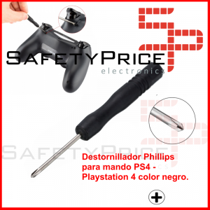 DESTORNILLADOR MINI PHILLIPS PH00 PARA MANDO PS4