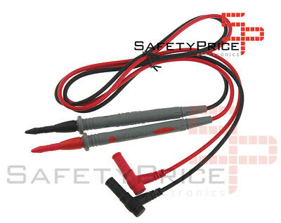 2 Cable Sonda Polimetro 1000V 10A CatII