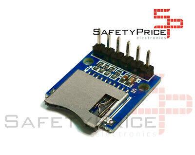 Modulo Micro SD TF Arduino ARM AVR