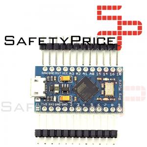Pro Micro ATmega32u4 5V 16Mhz compatible Arduino micro USB Leonardo