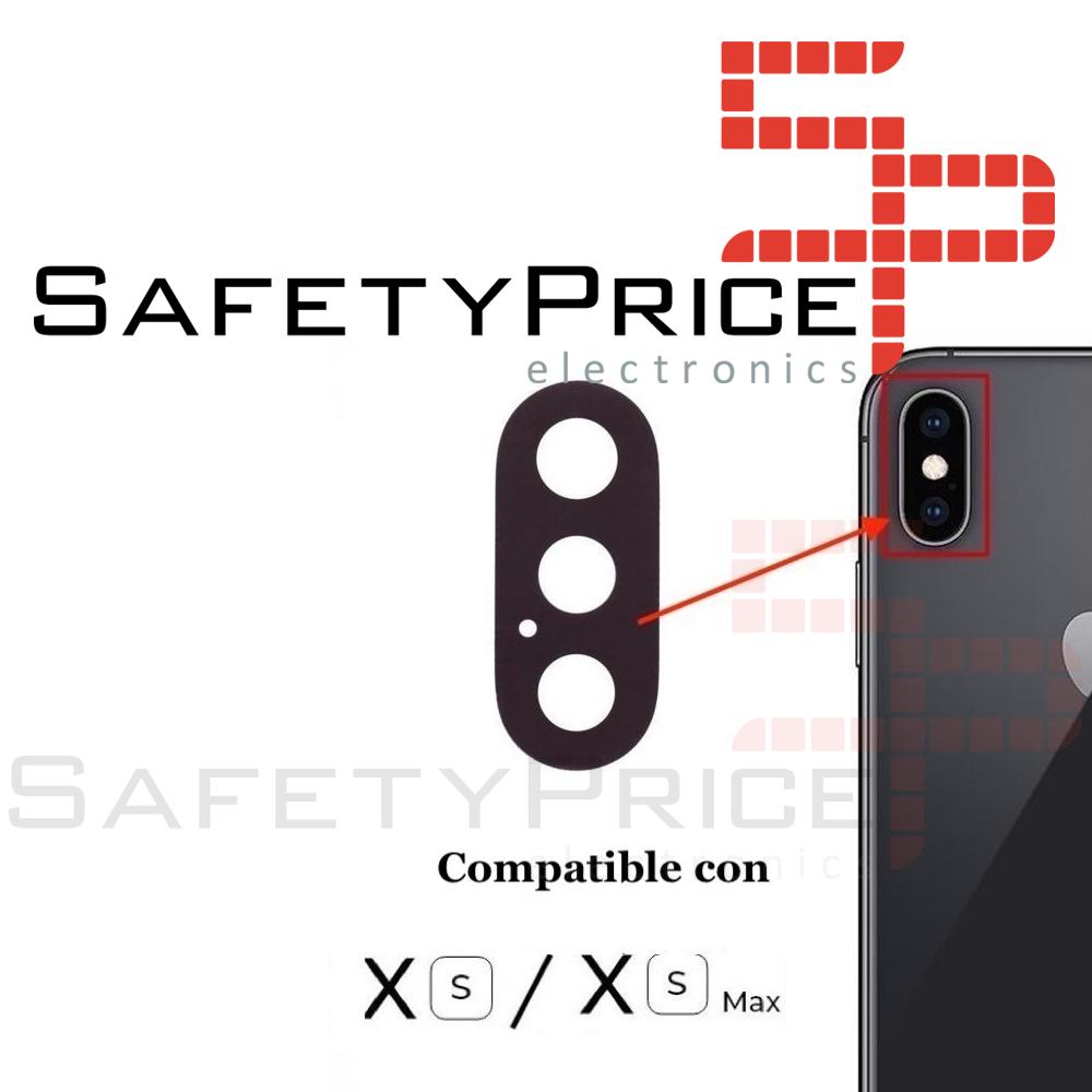 Cristal cámara trasera iPhone XS / XS Max