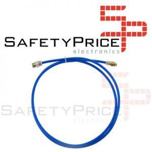 KIT 1 METRO PTFE OD.4MM * ID.2MM 1.75 mm + PC4-M6 + PC4-M10 IMPRESORA 3D