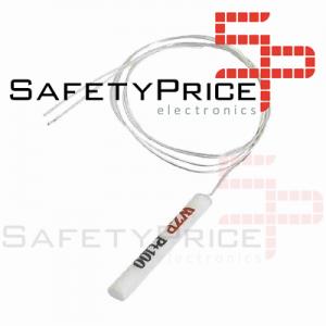 Sonda PT100 Sensor temperatura -20 °+450°C WZP-PT100