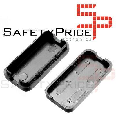 Caja de conexiones Plastico Electronica ABS Negro 40x20x11