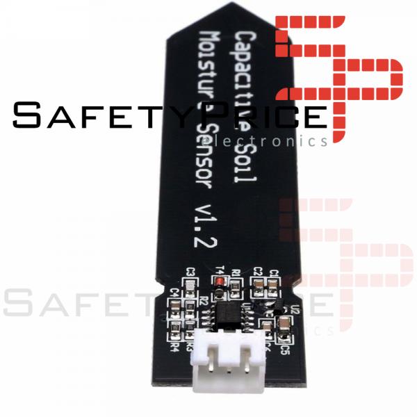 Sensor de humedad del suelo capacitivo analógico V1.2