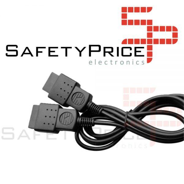 Cable alargador mando sega saturn