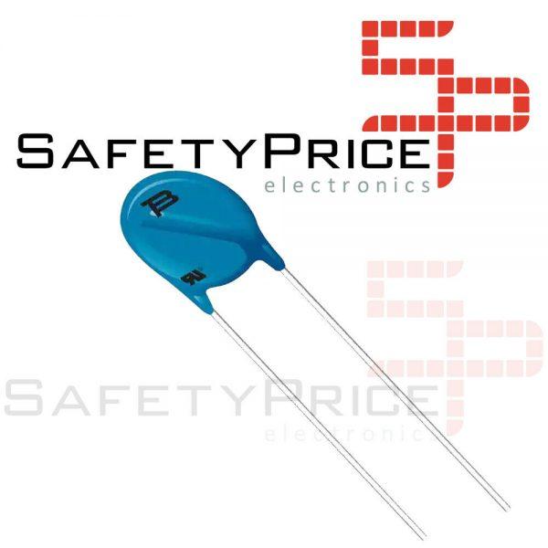 5x Varistor 10D471K 470V 2.5KA DISC 10MM MOV10D471K