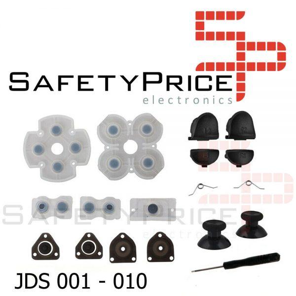 Kit reparacion mando PS4 JDS 001 010