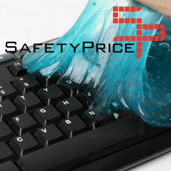 Herramienta de limpieza Eliminación del polvo teclado coche lcd aire