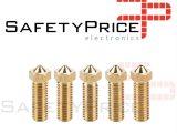 Boquilla de laton E3D-V6 Volcano Nozzle 1,75 mm / 0.4 - 0.5 - 0.6 - 0.8 - 1 - 1.2