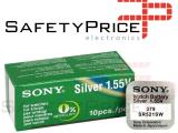 2x Pila Boton SONY Original 379 (SR521SW) 1,55V
