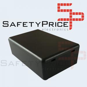 Caja Plastico Proyecto Electrónico Prototipo ABS Negro 80x50x26 Arduino