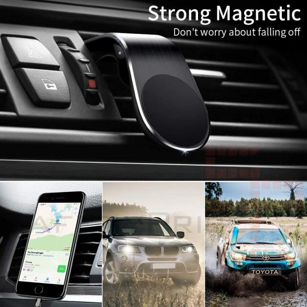 Soporte magnético Universal para teléfono Rejilla de coche