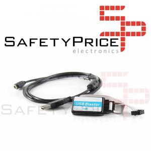 Programador ALTERA USB BLASTER + USB/JTAG Cables para CPLD FPGA REF2123