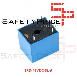 RELE 48V 10A SPDT - SRD-48VDC-SL-A REF2135