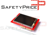 Pantalla tactil LCD TFT 2.4 Display Touch 240x320 SPI UNO Mega Raspberry + Lapiz