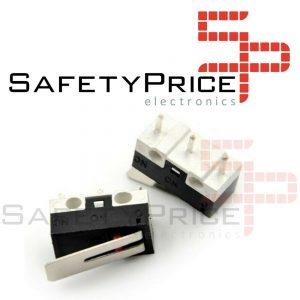 2x Micro interruptor sensor final de carrera NO NC 2A 125V