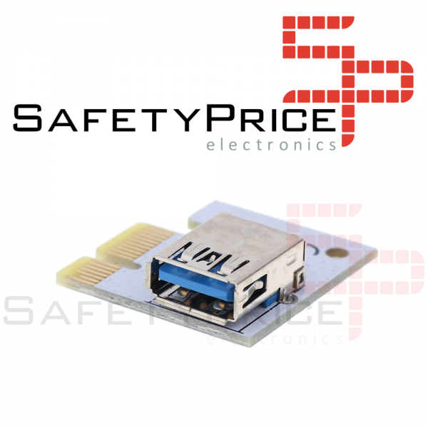 Tarjeta adaptadora usb3.0 a PCI-E 1Xto16X PCE2PCE-NL4 VER008S REF2248