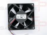 Ventilador 8025 Delta AUC0812D 0.70A 12V 80x80x25 mm 4 pin